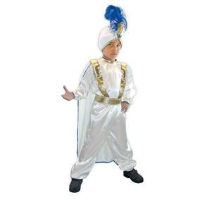 Disfraz Carnavalito Principe Ala