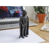 Darth Vader Star Wars. Juguete Didáctico Para Imprimir 3d
