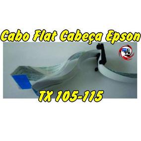 Cabo Flat Cabeça Impressora Epson Tx105-115