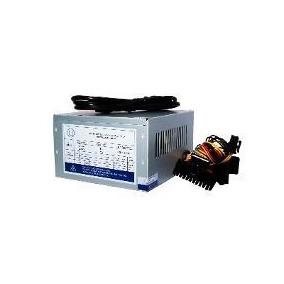 Fuente De Poder Pc Atx 500w 20 / 24 Pines Con Conector Sata