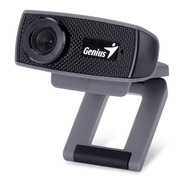 Cámara Web Genius Facecam 1000x Webcam Hd 720p, Chat / Skype