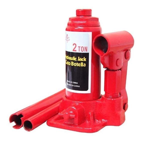 Crique Botella 2 Tn Hidraulico Reforzado  Auto Criquet  Kaos