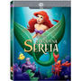 A Pequena Sereia Dvd Ed Diamante Disney Original Lacrado