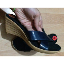 Zapatos Sandalias Italian Shoe Makers Piel Fina 100% Origina