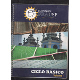 Cursinho Fea Usp Ciclo Básico Volume 1 - D8