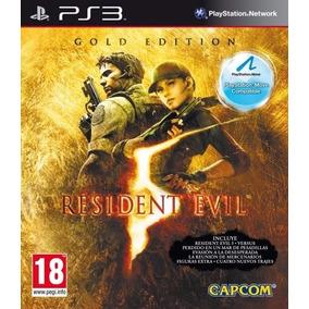 Resident Evil 5 Gold Edition Ps3 Psn Midia Digital Promoção!