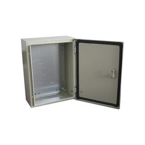 Gabinete Metalico Acero Nema Exterior Ip66 30 X 40 Cm Chapa