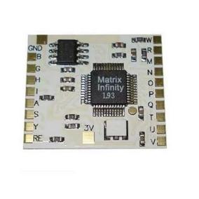 Chip Matrix Dourado 1.93 Esquema Desbloqueio Playstation 2
