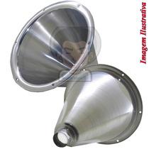 Corneta Cone Jarrao Aluminio Trio P/ Driver D405 D305 Tops