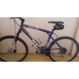 Bicicleta Gt Avalanche 3.0 Azul - 24 Marchas - Freio A Disco