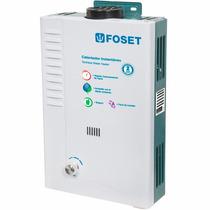Calentador De Agua De Paso Instantaneo 6 L/min Foset 45271