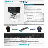 Gopro Sistema 3d Para Cámaras Hero Hd Y Hero 2