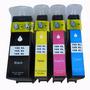 4 Cartuchos Compatibles Lexmark 100xl 105xl 108xl Con Envío