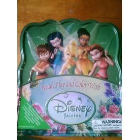 Campanita Tinkerbell Disney Hadas Libros De Actividades