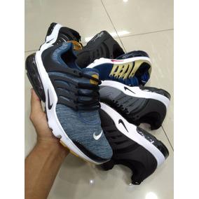 Tenis Zapatillas Botas Nike Presto Camara Lb Hombre