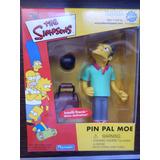 Simpsons Pin Pal Moe Playmates