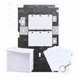 Bandeja Epson + 200 Llaveros + 200 Tarjetas Inkjet L805 L850