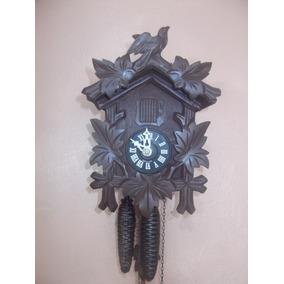 Relógio Cuco Tradicional Germânico Floresta Negra C119