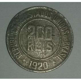 200 Réis (1920)