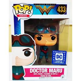 Funko Pop Doctor Maru #433 Legion Of Collectors Wonder Woman
