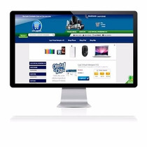 Script Php Loja Virtual V12 + Chat Online + Tema Mobile