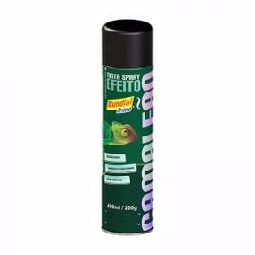 Tinta Spray Camaleão Verde Amarelo Mundial