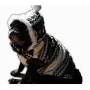 Roupa De Cachorro / Gato Inverno Frio Com Gorro Tam Pp A Gg