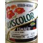 Tinta Esmalte Premium Plus Brilho Branco 1/16 Lukscolor