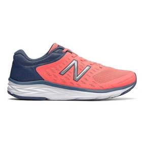 New Balance W490cf5 Coral/navy