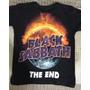 Queima De Estoque Camisa Da Turne Black Sabbath 2016