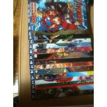 Coleccion Completa De Avengers Marvel 15 Ejemplares