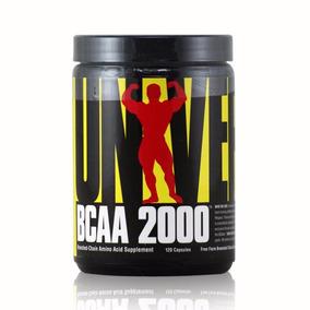 Bcaa 2000 Universal Aminoacidos Encadenados Esenciales