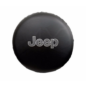 Funda Cubre Llanta Bordado Jeep Ecosport Tracker Liberty