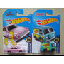 Hot Wheels Homer Simpsons Rosa + Mystery