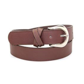 Cinturon Dama Piel Genuina Unicco