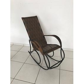 Cadeira Balanço Fibra Sintética,área,varanda,churrasqueira