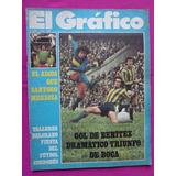 El Grafico N° 2861 Año 1974 Poster: Boca Tc Clay Vs Foreman