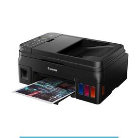 Impressora Multifuncional Tanque De Tinta Canon G4100 Wi-fi