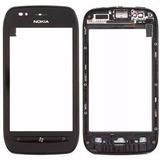 Tela Touch Nokia Lumia 710 N710 Rm 809 C/ Aro Preto!