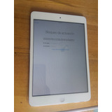 Ipad Mini A1432 16 Gb Bloqueada