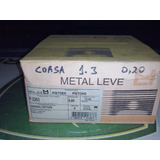 Pistones Motor Gm Corsa 1.3 P2263-050 Metal Leve.