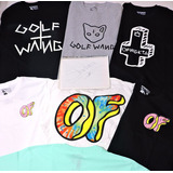 Playera Golf Wang Of Future Original Skate + Envio Gratis