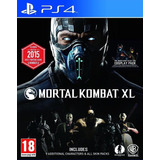 Mortal Kombat Xl Ps4 Digital