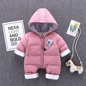 Mameluco Abrigo De Invierno Bebé Snowsuit