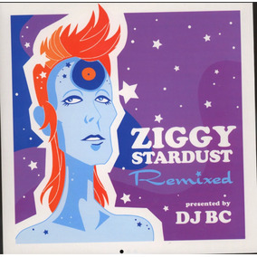 Vinilo David Bowie Ziggy Stardust Remixed By Dj Bc
