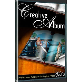 Album Plantillas Psd Creative Album Fotolibros Envio Gratis