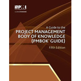 A Guide To The Project Management Body Of Knowledge (pmbok