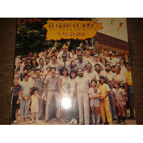 Disco Acetato: El Gran Combo De Puerto Rico
