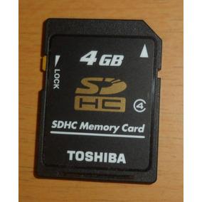 Sd Toshiba 4 Gb