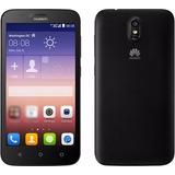 Celular Libre Huawei Y625 Negro 3g 8mpx Mem 4gb 5 Pulgds
